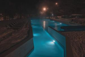 The swimming pool at or near Apricot Aghveran Resort