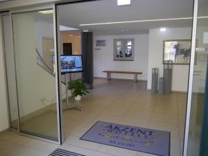 Lobby/Rezeption in der Unterkunft Akzent Berghotel Rosstrappe