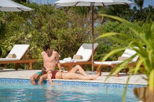 The swimming pool at or near Selectum Hacienda Punta Cana