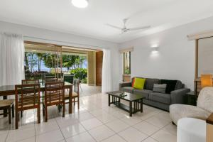 A seating area at Amphora Resort Private Apartments