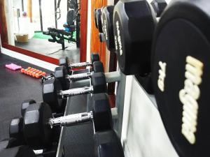 Salle ou équipements de sports de l'établissement Matinloc Resort