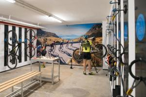 Gimnasio o instalaciones de fitness de Mas Gallau