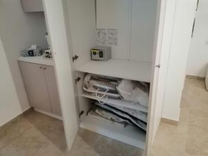 A kitchen or kitchenette at B&B Ninfa