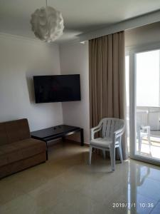 Гостиная зона в Royal Sun Residence