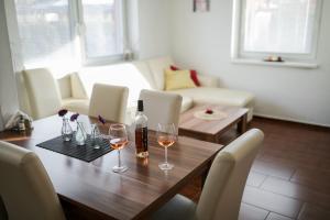 Restaurace v ubytování Apartmany Butterfly