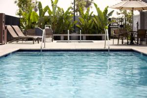 The swimming pool at or near Hyatt Place Melbourne/Palm Bay