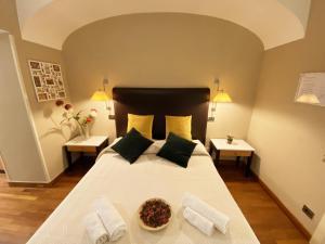 Ένα ή περισσότερα κρεβάτια σε δωμάτιο στο Hotel Pullman