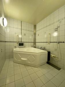 ホテルビーナス 蟹江店 (大人専用)にあるバスルーム
