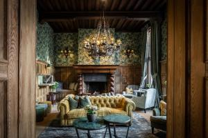 A seating area at Hotel De Orangerie - Small Luxury Hotels of the World