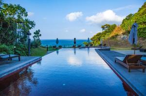 The swimming pool at or near The Houben - SHA Plus