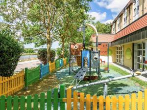Children's play area at Ibis Styles Regensburg