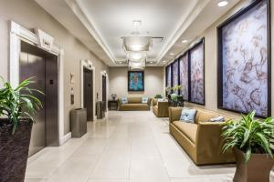 The lobby or reception area at Crowne Plaza Hotel Orlando Downtown, an IHG Hotel