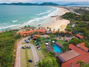 A bird's-eye view of Hotel Atalaia do Mariscal
