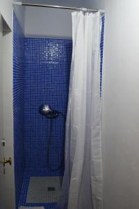 A bathroom at Ria Guest House