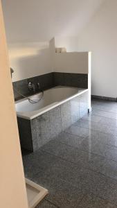 A bathroom at Hostel Nordkirchen by Frerichmann