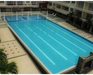 The swimming pool at or near dPiazza opposite SPICE