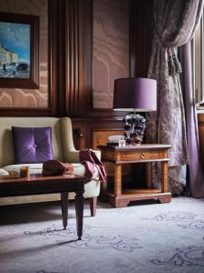 TV/Unterhaltungsangebot in der Unterkunft Hotel Principe Di Savoia - Dorchester Collection