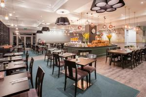 A restaurant or other place to eat at Crowne Plaza Antwerpen, an IHG Hotel