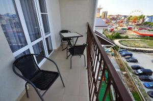 A balcony or terrace at Royal by Undersun