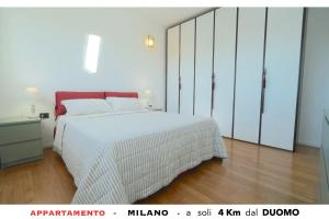 A bed or beds in a room at Mired5