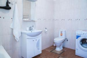 Ванная комната в Апартаменты Иерусалимская