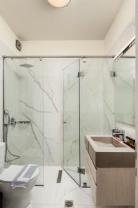 A bathroom at Amaré Chania Luxury Residence
