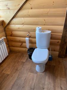 Ванная комната в Гостевой Дом Красная Усадьба