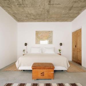 Un ou plusieurs lits dans un hébergement de l'établissement Hospedaria