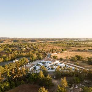 Vue panoramique sur l'établissement Hospedaria