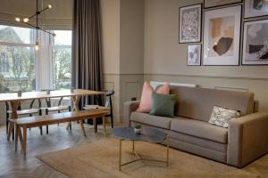 A seating area at Hy Hotel Lytham St Annes BW Premier Collection