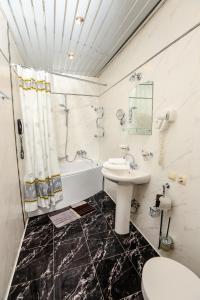 Ванная комната в Hotel Imperial