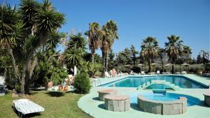 The swimming pool at or near Rhodian Sun Hotel