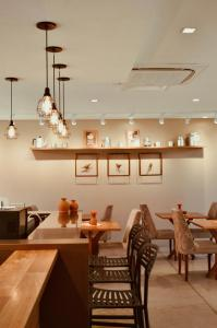 A restaurant or other place to eat at Imperial Palace - Hotel & Eventos
