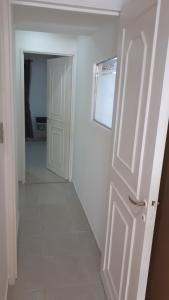A bathroom at EL PATAGON viviendas