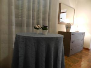 A bathroom at Appartamento S. Valentino