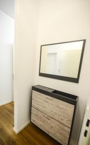 A bathroom at Hochwertig im Herzen Stuttgarts
