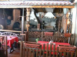 Ресторант или друго място за хранене в Хотел Брилянтин