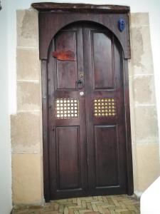 Fachada o entrada de Dar El Paco