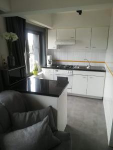 Een keuken of kitchenette bij BC Studios