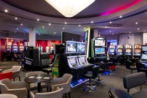 Casino dans l'hôtel ou à proximité