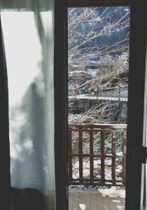 Ristorante Residence Giardini during the winter