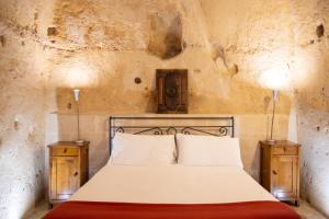 Кровать или кровати в номере Hotel Residence San Giorgio