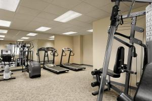 The fitness center and/or fitness facilities at Baymont by Wyndham Ft. Leonard/Saint Robert