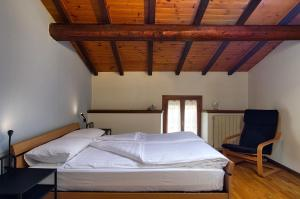 Letto o letti in una camera di Casa Dany