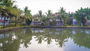 The swimming pool at or near Kairali Heritage Resort