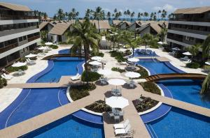 A view of the pool at Novo Bangalô no Malawi Beach House com Premium Service or nearby