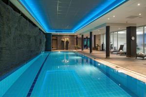 The swimming pool at or close to Bilderberg Kasteel Vaalsbroek