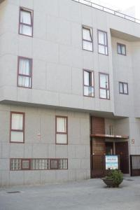 Budynek, w którym mieści się pensjonat