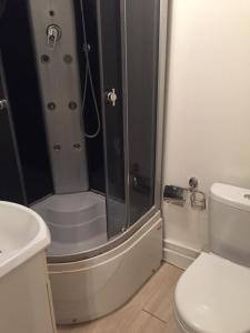 Ванная комната в Гостевой Дом на Ильинской