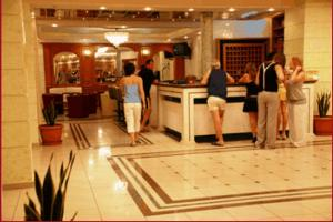 Guests staying at Captains Hotel